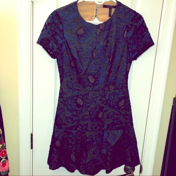 BCBGMaxAzria Dresses & Skirts - NWOT BCBG Max Azria open back lace dress